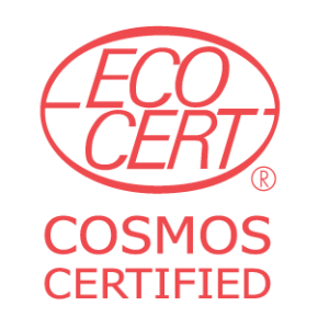 ECOCERT COSMOS certified quality