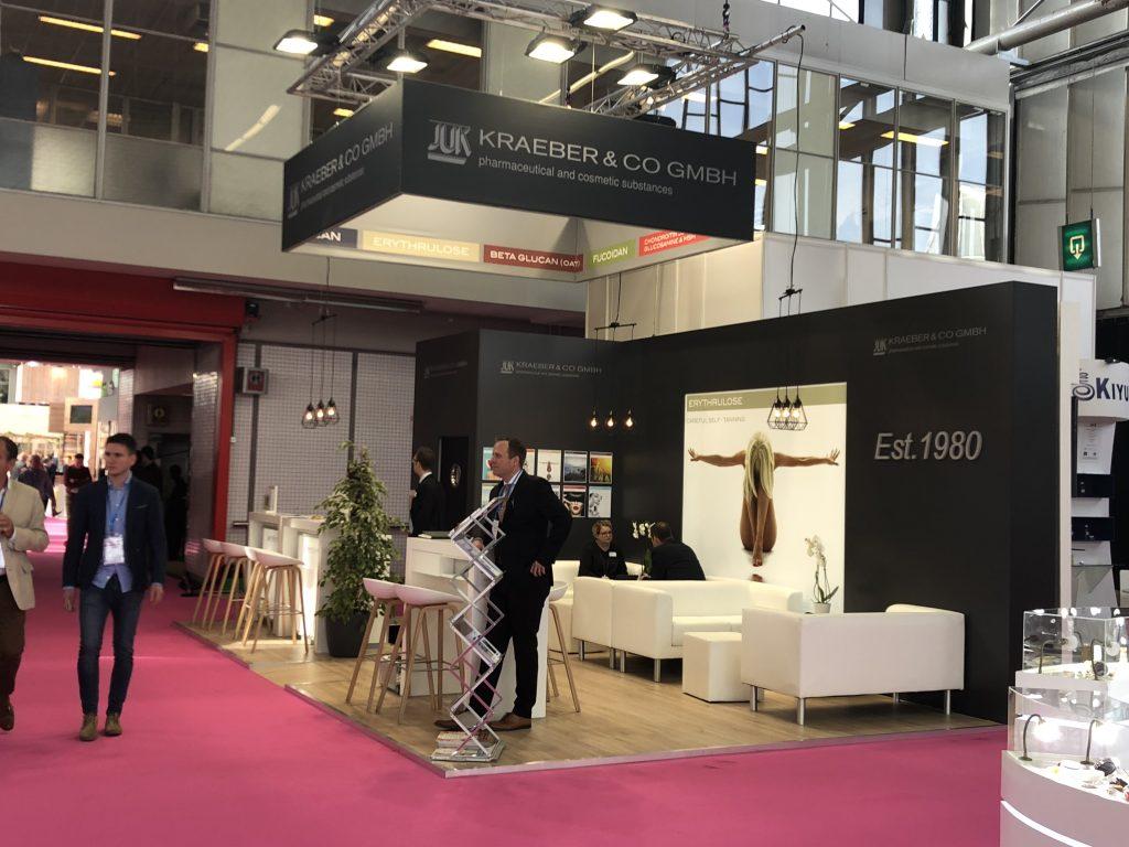 InCosmetics Global Amsterdam 2018